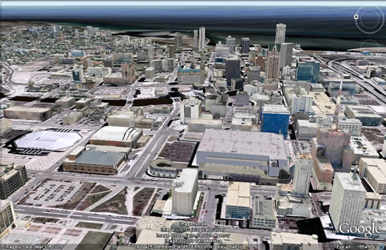 Milwaukee in 3D