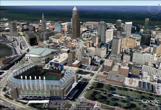 Cleveland in 3D
