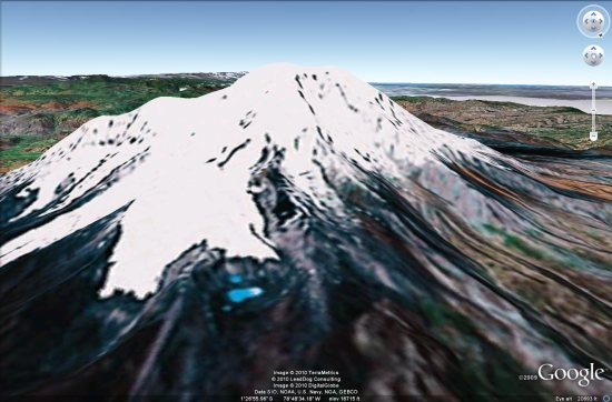 Mountains Google Earth Google Earth Hacks Mountains