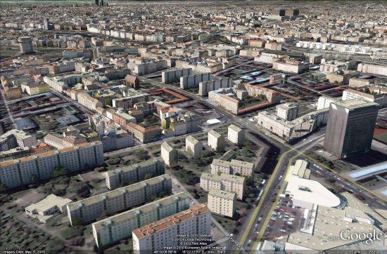 Vienna, Austria in 3D