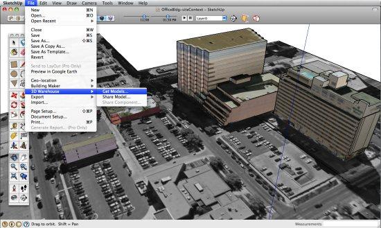 google sketchup 8 3d warehouse