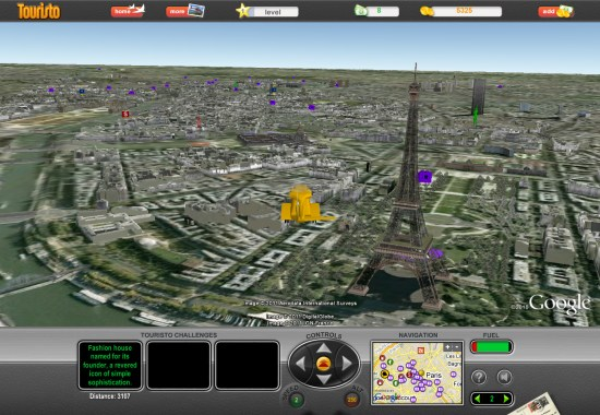 play games on google earth