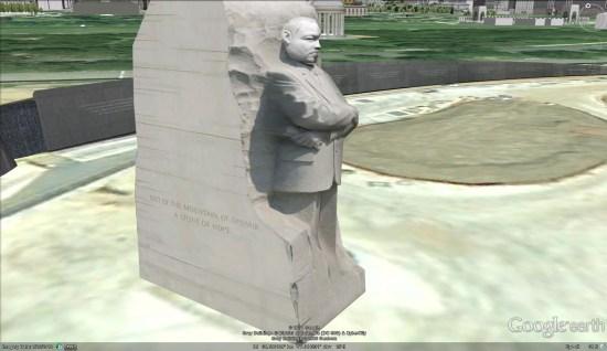 MLK Национальный мемориал