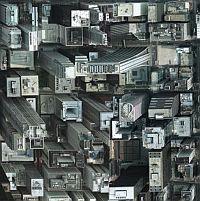 Weird Buildings in Google Earth