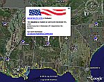 Register to Votein Google Earth