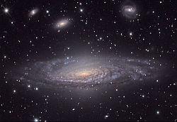 NGC 7331 en Google Sky de Space.com