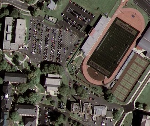 GeoEye First Image