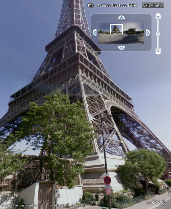 More Street View Imagery for France in Google Earth/Maps - Google ...