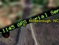 Data errors in Google Earth