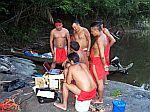 Amazon Indians Using Google Earth