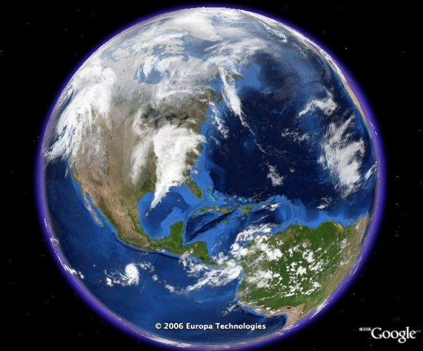 animated picture of the earth