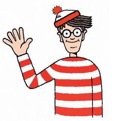 The ultimate wheres wally on google earth google earth blog where wally logo thecheapjerseys Images
