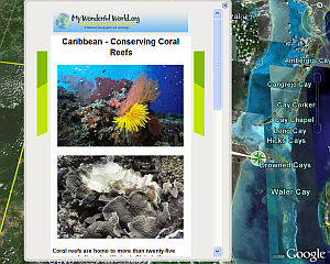 Geography Awareness Week in 3D in Google Earth