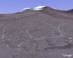 Montserrat in Google Earth