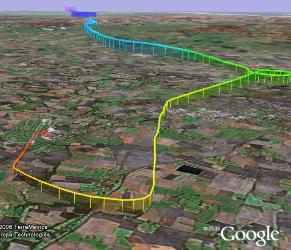 goFLYING in Google Earth