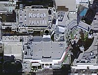 Academy Awards and Oscars in Google Earth