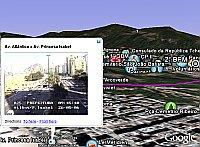 Rio de Janeiroin Google Earth