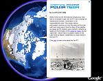 International Polar Year (IPY) in Google Earth