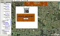 Juego GEMMO DND en Google Earth