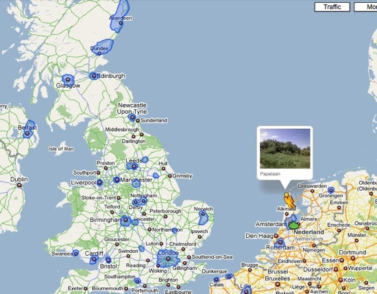 New Google Street View for UK Netherlands in Google EarthMaps – View Street Map Google Earth