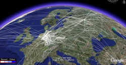 AIM Users in Google Earth