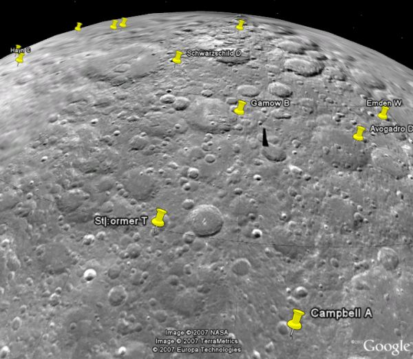 New Blog - Google Earth Liry; Moon and Mars Overlays - Google ... High Resolution Moon Map on saturn's moons map, printable moon map, large moon map, topographic moon map, moon texture map, titan moon surface map, full moon map, moon elevation map, nasa moon map, 3d moon map, interactive moon map, google moon map, high res full moon in winter, moon craters map, europa moon map, national geographic moon map, north pole moon map, moon bump map, far side moon map, high res moon texture,