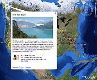 Vida de John Muir en Google Earth