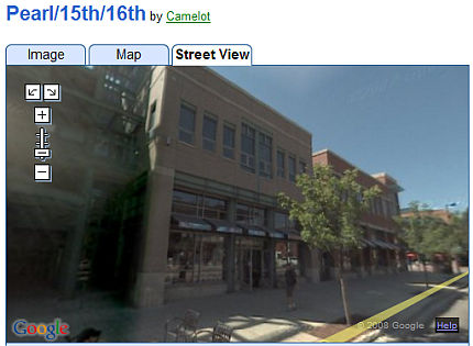 Google 3d Warehouse Supporting Street View Google Earth Blog