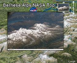10 Mejores Fotos de la NASA en Google Earth