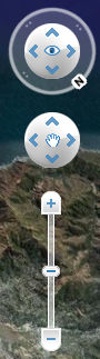 Controles de Navegación en Google Earth 4.3