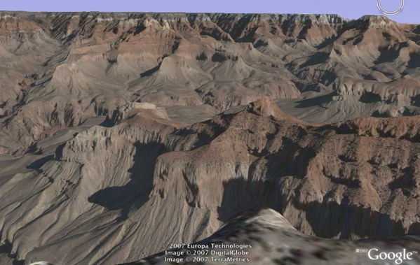 Google Releases High Resolution Terrain Western Us And Canaries