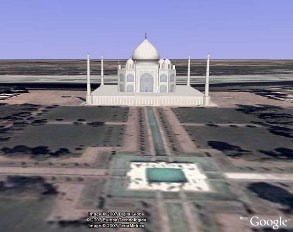 News Roundup – Taj Majal in 3D, KML as Open Standard, Katrina ...