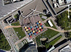 PictEarth Googleplex en Google Earth