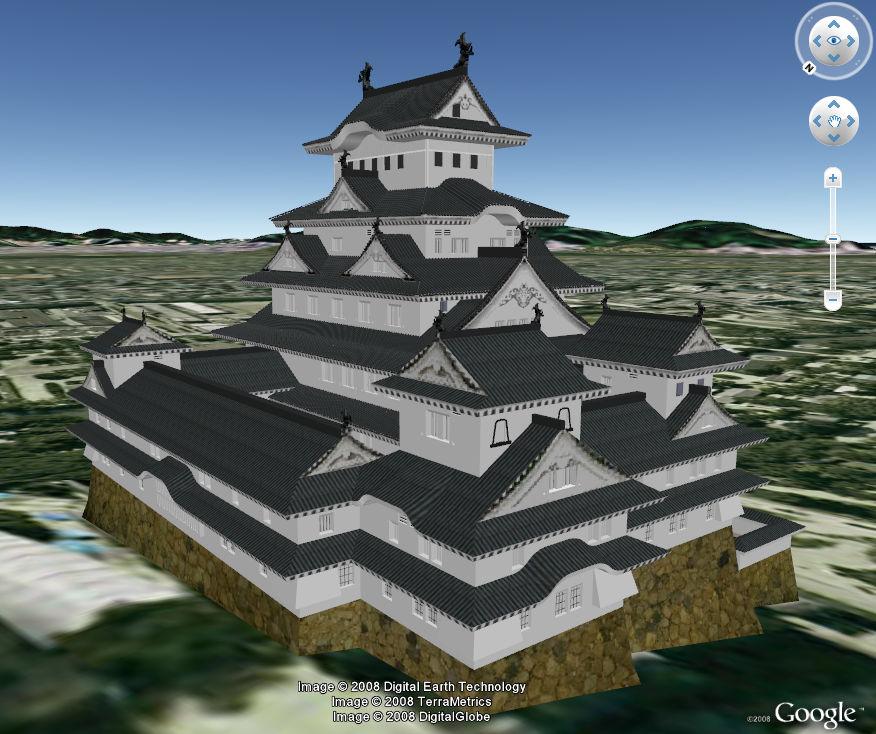 Google Earth 3d Model Friday Google Earth Blog