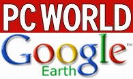 PCWorld Awards Google Earth Best Product of 2006