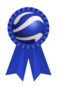 Blue Ribbon for 3D Warehouse