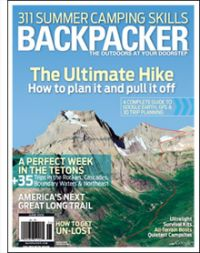 Backpacker Cover Uses Google Earth
