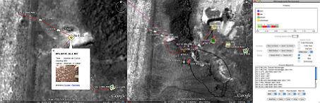 Reconocimiento Robotico de la NASA con Google Earth
