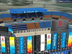 DigitalGlobe, AEgis, NBC Olympics en Google Earth