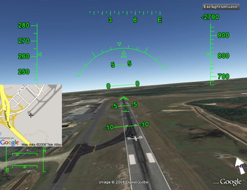 Google Earth Flight Simulator Mac Download