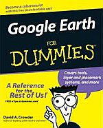 Google Earth for Dummies Book Cover