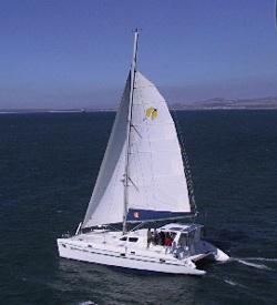 Sailing Catamaran