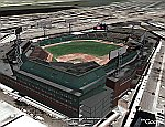 Fenway Park in 3D in Google Earth