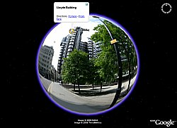 Google Earth as Panorama Viewer