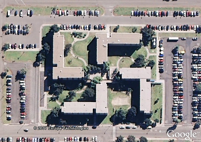 Google Earth Reveals Nazi
