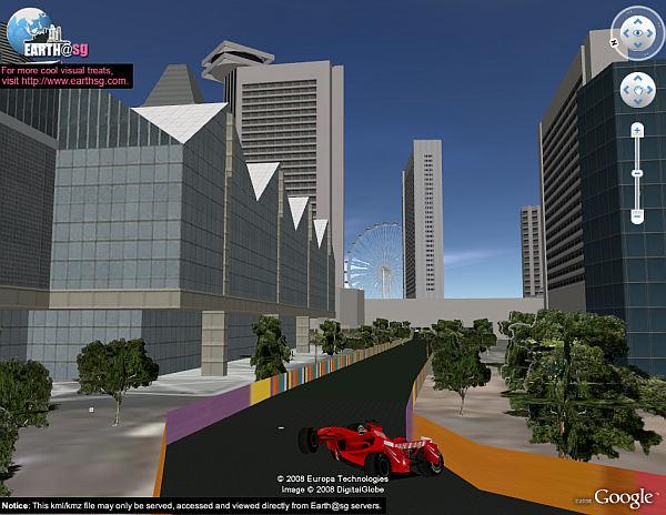 Circuits sports mécaniques - Page 3 Singaporef1