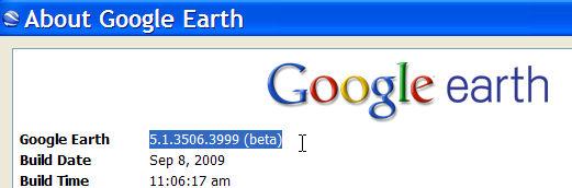 Google Earth 5.1 Released