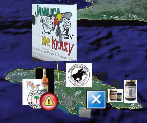 google maps jamaica