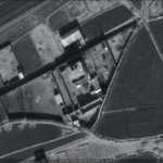 2011 imagery of bin Laden's compound in Google Earth