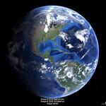 Use Google Earth on Earth Day